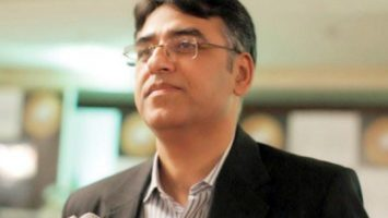 Finance Minister Asad Umar says no decision so far to meet IMF